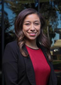 Grace Martinez, Legal Assistant